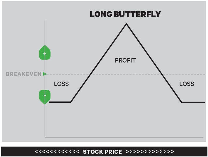 Standard Long Butterfly