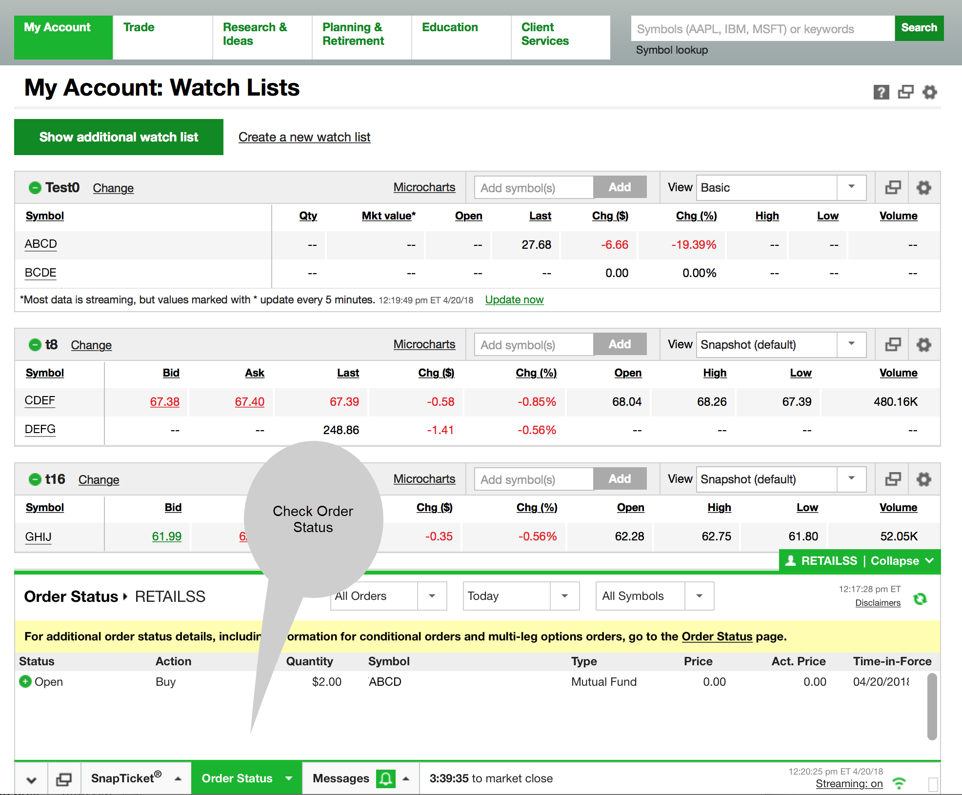 Can you trade binary options on td ameritrade